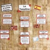 La Tomatina Bulletin Board