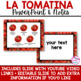 Tomatina PowerPoint and Infographic