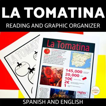 Cultural Reading Activity La Tomatina