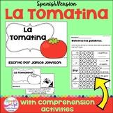 La Tomatina, Spanish Festival Reader & Vocabulary Pack ~ Spanish Version