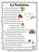 La Tomatina simple reading in Spanish