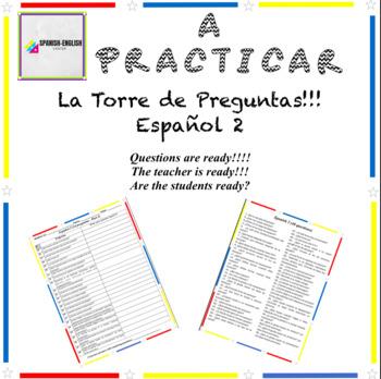 La Torre de Preguntas - Español 2