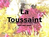 La Toussaint Culture Mini Lesson