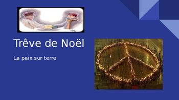La Trêve de Noël 1915/