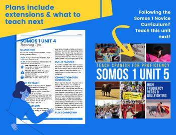 SOMOS Spanish 1 Unit 4: La Universidad