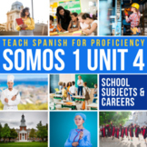 SOMOS Spanish 1 Unit 4: La Universidad