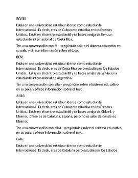 La Vida Contemporanea - el sistema educativo