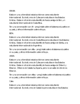 La Vida Contemporánea - el sistema educativo
