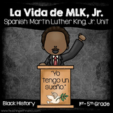 La Vida de Martin Luther King, Jr.