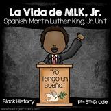 La Vida de Martin Luther King, Jr.