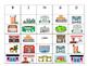 La Ville Bingo – The City Vocabulary in French