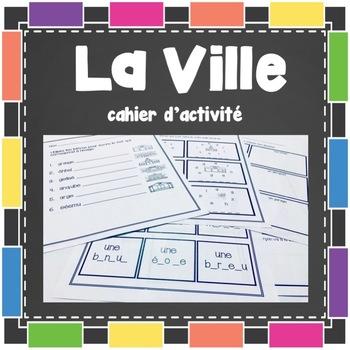 La Ville - Cahier d'activité
