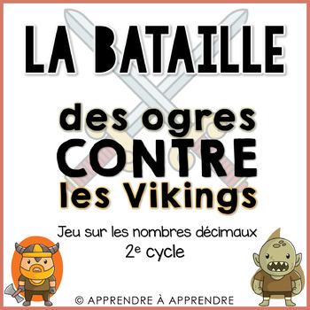 La bataille des ogres contre les Vikings