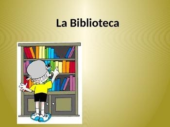La biblioteca y secuencias