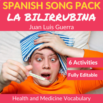 La bilirrubina by Juan Luis Guerra: Spanish Song to Introd