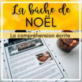 La bûche de Noël - French Reading Comprehension