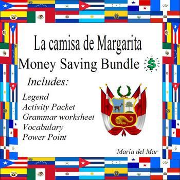 La camisa de Margarita Bundle