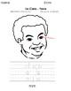 La cara - Face - Páginas para Colorear - Coloring Pages