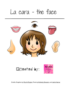 La cara / the face