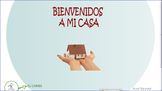 La casa 4 - learning about the house in Spanish