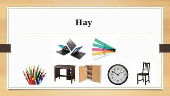 La casa / Los muebles / House / Furniture