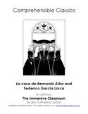 La casa de Bernarda Alba + Federico García Lorca: Comprehe