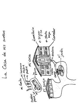 La casa de mis sueños / The house of my dreams