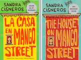 La casa en Mango Street Novel Study Unit in Spanish | Complete