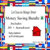 La casa en Mango Street bundle / handouts for 18 vignettes