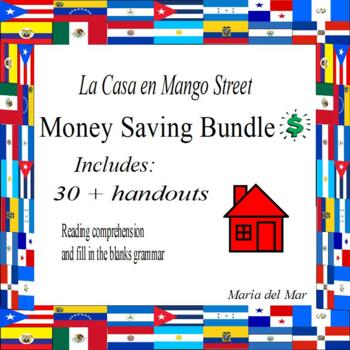 La casa en Mango Street Growing Bundle