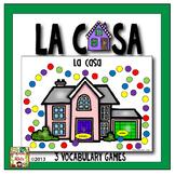 La casa -(games)