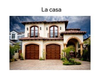 La casa ppt