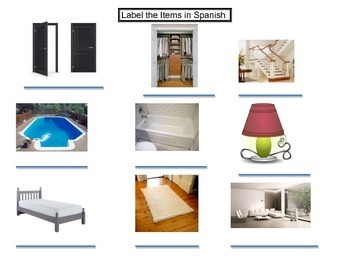 La casa/the house bundle