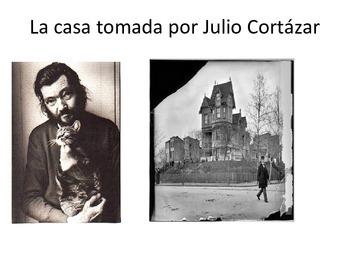 La casa tomada por Julio Cortázar
