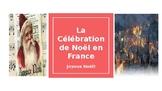 La célébration de noël en France