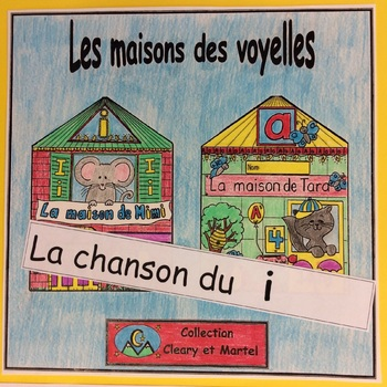 """La chanson du son """"i"""" - FRENCH - Song for the sound """"i"""""""