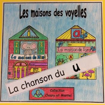 "La chanson du son ""u""- FRENCH - Song for the sound ""u"""