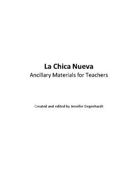 La chica nueva (reader ) ancillary materials