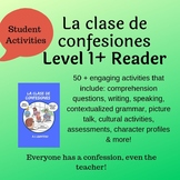 La clase de confesiones: Student Activities (50) (all modes)