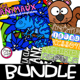 La classification des animaux BUNDLE