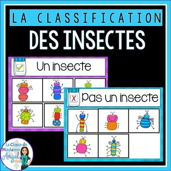 La classification des insectes - Insect Sorting Center in