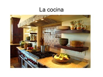 La cocina ppt