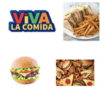 La comida Unit: Review/Extra Help packet