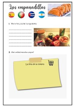 La comida española - Spanish food
