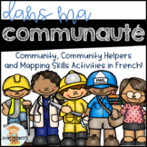 La communauté - Community and Community Helpers Unit in French