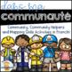 La communauté - Mega Bundle (Community and Community Helpers BUNDLE)