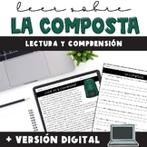 La composta Print & Digital Resource | Distance Learning