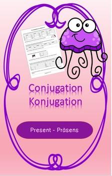La conjugaison au présent (1)