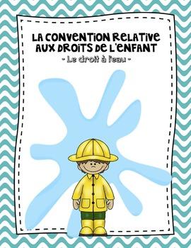 La convention relative aux droits de l'enfant (ECR, éthique)