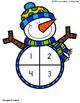 La course des bonshommes de neige - Jeu à éditer